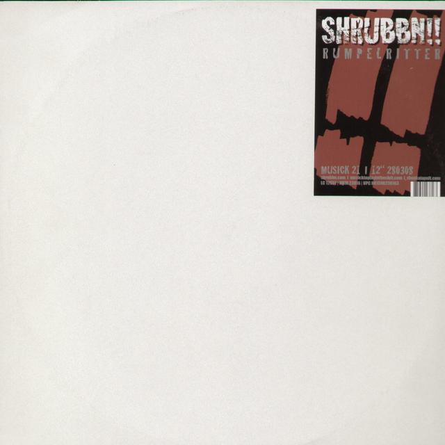 Shrubbn RUMPELRITTER (EP) Vinyl Record
