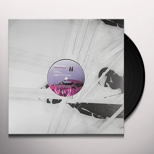 Donor / Truss PERCEPTION (EP) Vinyl Record