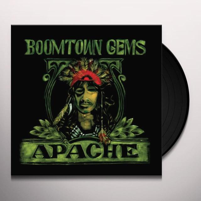 Apache BOOMTOWN GEMS Vinyl Record