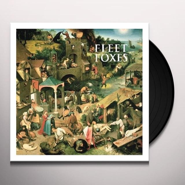 FLEET FOXES Vinyl Record
