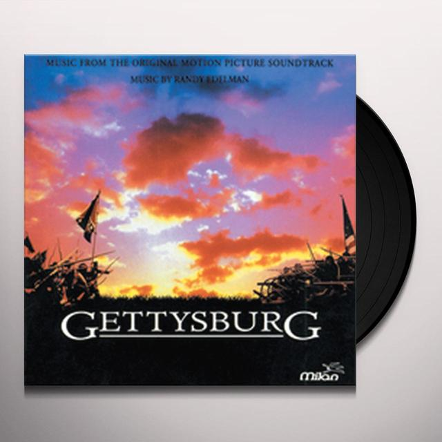 Randy (Ltd) Edelman GETTYSBURG Vinyl Record - Limited Edition