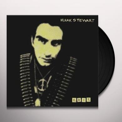 Mark Stewart EDIT Vinyl Record - Limited Edition