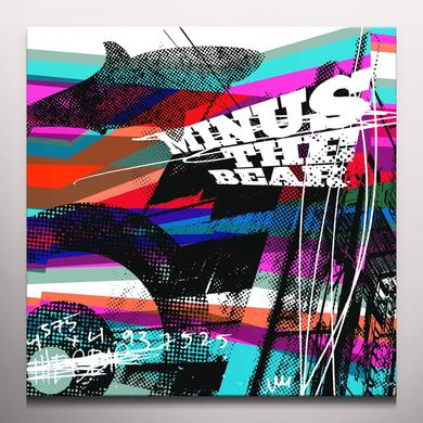 Minus The Bear THEY MAKE BEER COMMERCIALS LIKE THIS Vinyl Record - Colored Vinyl, Limited Edition