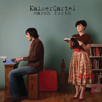 Kaisercartel MARCH FORTH Vinyl Record