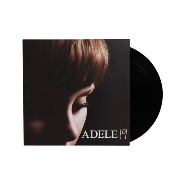 Adele 19 Vinyl Record (180 Gram Pressing)