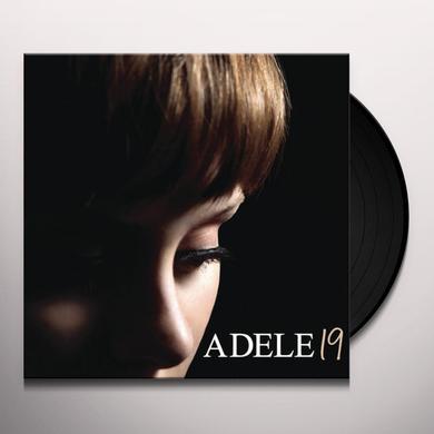 Adele 19 Vinyl Record - 180 Gram Pressing