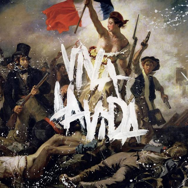 Coldplay VIVA LA VIDA OR DEATH & ALL HIS FRIENDS Vinyl Record
