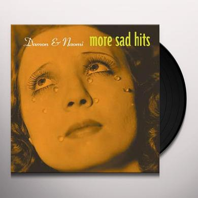 Damon & Naomi MORE SAD HITS Vinyl Record