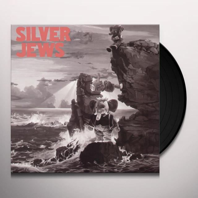 Silver Jews LOOKOUT MOUNTAIN LOOKOUT SEA Vinyl Record