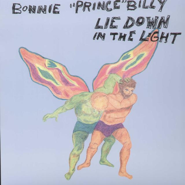 "Bonnie ""Prince"" Billy on Spotify LIE DOWN IN THE LIGHT Vinyl Record"