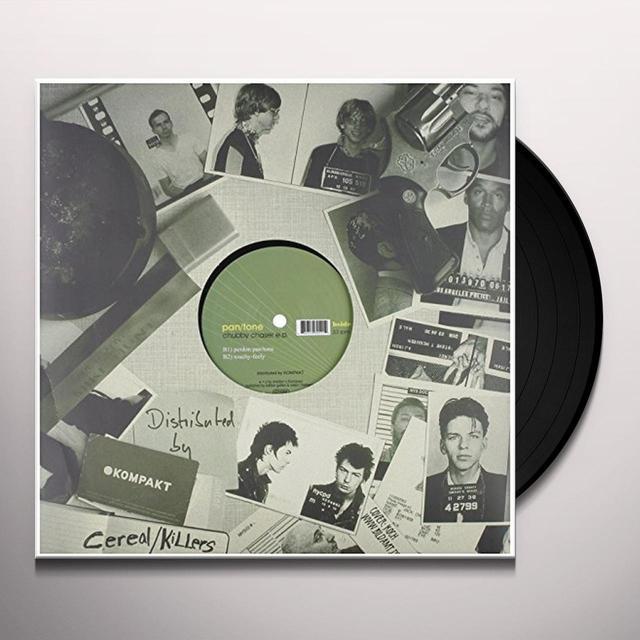 Pan / Tone CHUBBY CHASER (EP) Vinyl Record