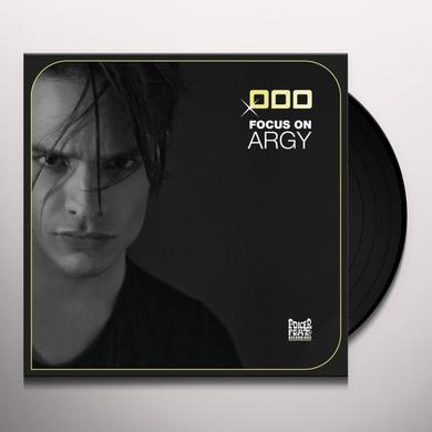 FOCUS ON: ARGY Vinyl Record