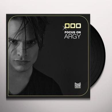 FOCUS ON: ARGY Vinyl Record