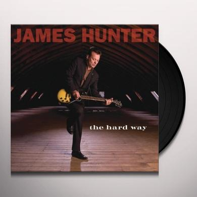 James Hunter HARD WAY Vinyl Record