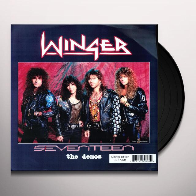 Winger SEVENTEEN: THE DEMOS (LTD) (Vinyl)