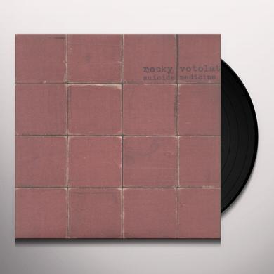 Rocky Votolato SUICIDE MEDICINE Vinyl Record
