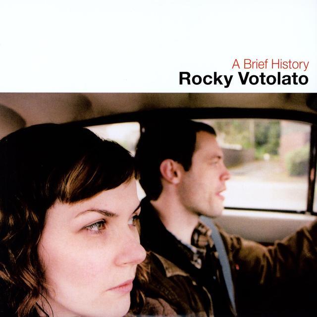 Rocky Votolato BRIEF HISTORY Vinyl Record