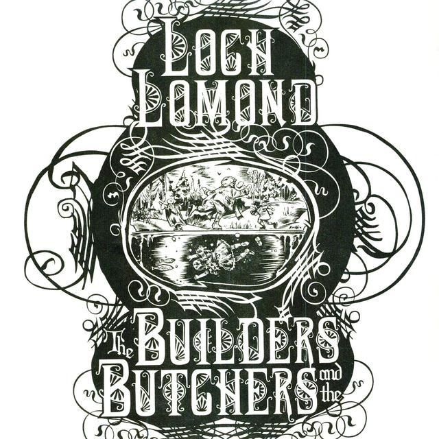 Builders & Loch Butchers / Lomond SPLIT Vinyl Record