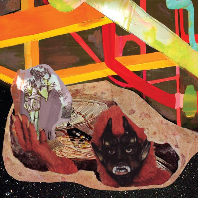 Wolf Parade AT MOUNT ZOOMER Vinyl Record