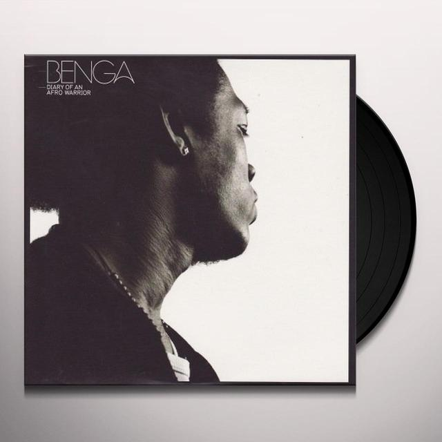 Benga DIARY OF AN AFRO WARRIOR Vinyl Record