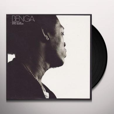 Benga DIARY OF AN AFRO WARRIOR Vinyl Record