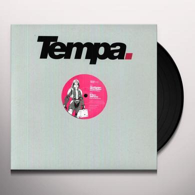 TEMPA ALLSTARS 3 / VARIOUS (EP) Vinyl Record