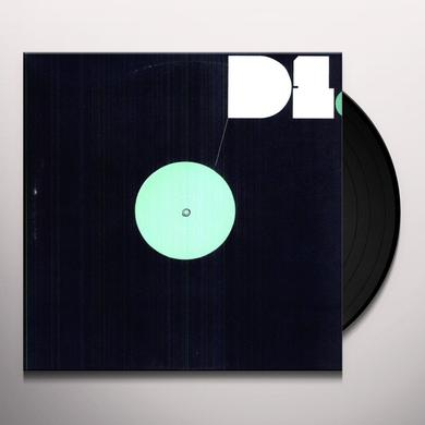 D1 TRIAL RUN Vinyl Record