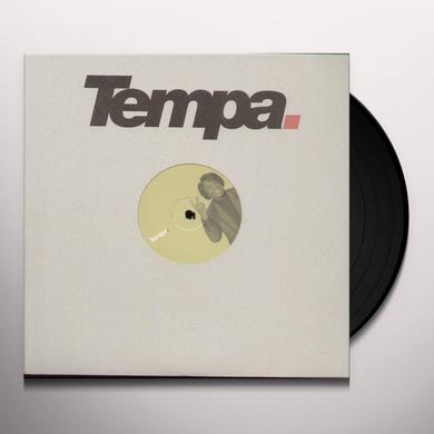 Benga CRUNKED UP Vinyl Record