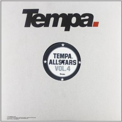Tempa Allstars 4 / Various (Ep) TEMPA ALLSTARS 4 / VARIOUS Vinyl Record