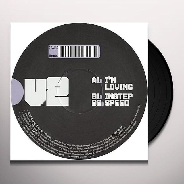 D1 I'M LOVING (EP) Vinyl Record