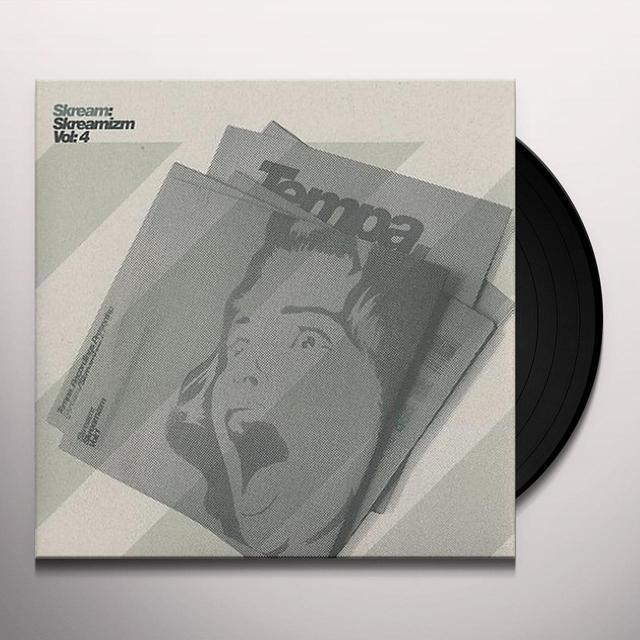 SKREAMIZM 4 (EP) Vinyl Record