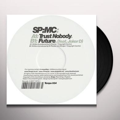 Sp:Mc TRUST NOBODY / FUTURE (EP) Vinyl Record