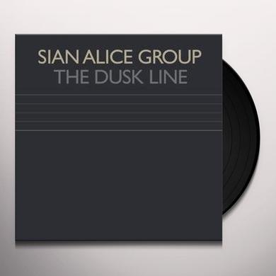 Sian Alice Group DUSK LINE (EP) Vinyl Record