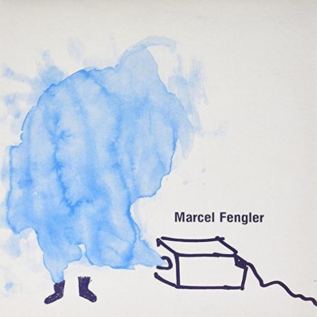 Marcel Fengler FRICTION / YAKI (EP) Vinyl Record