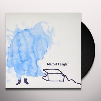 Marcel Fengler FRICTION / YAKI Vinyl Record