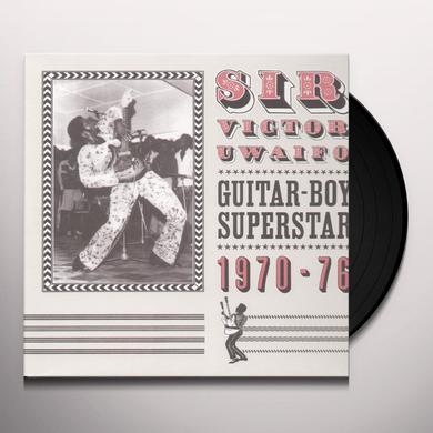 Victor Uwaifo GUITAR BOY SUPERSTAR 1970-1976 Vinyl Record