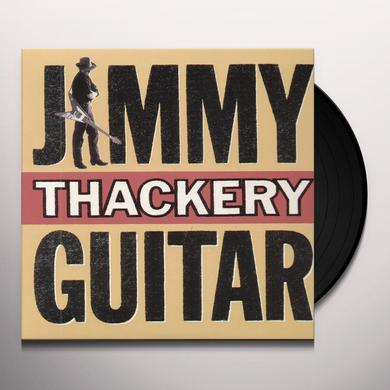 Jimmy Thackery GUITAR Vinyl Record - Limited Edition, Remastered