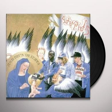 JESUS MEETS THE STUPIDS Vinyl Record - Limited Edition, Remastered, Reissue, Special Packaging