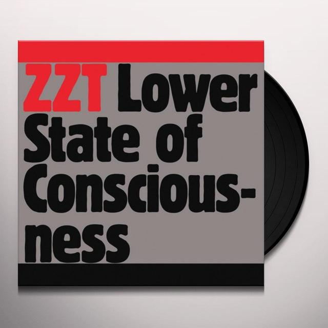 Zzt LOWER STATE OF CONSCIOUSNESS Vinyl Record