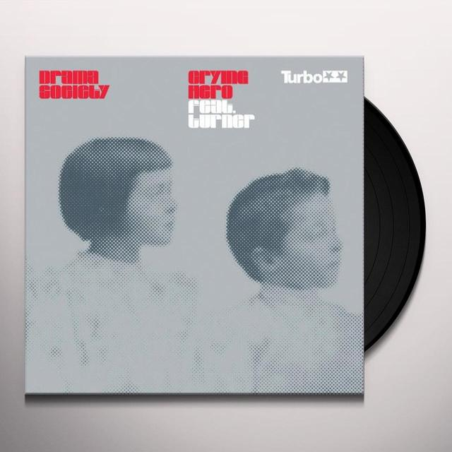 Drama Society CRYING HERO Vinyl Record