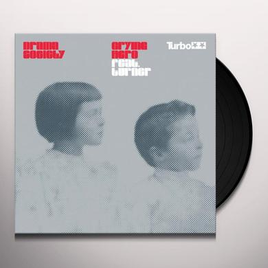 Drama Society CRYING HERO Vinyl Record