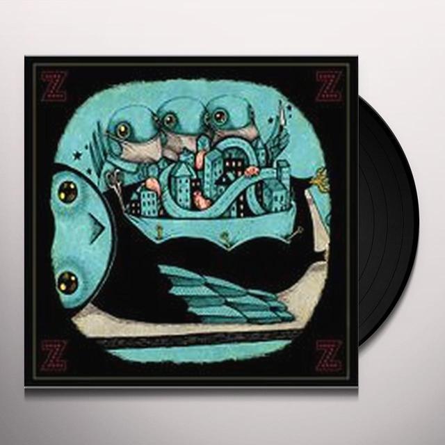My Morning Jacket Z  (BONUS TRACK) Vinyl Record - w/CD