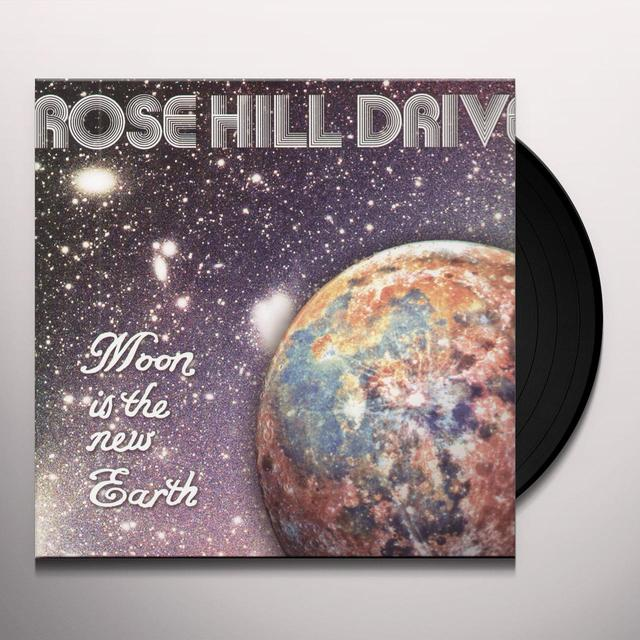 Rose Hill Drive MOON IS THE NEW EARTH Vinyl Record