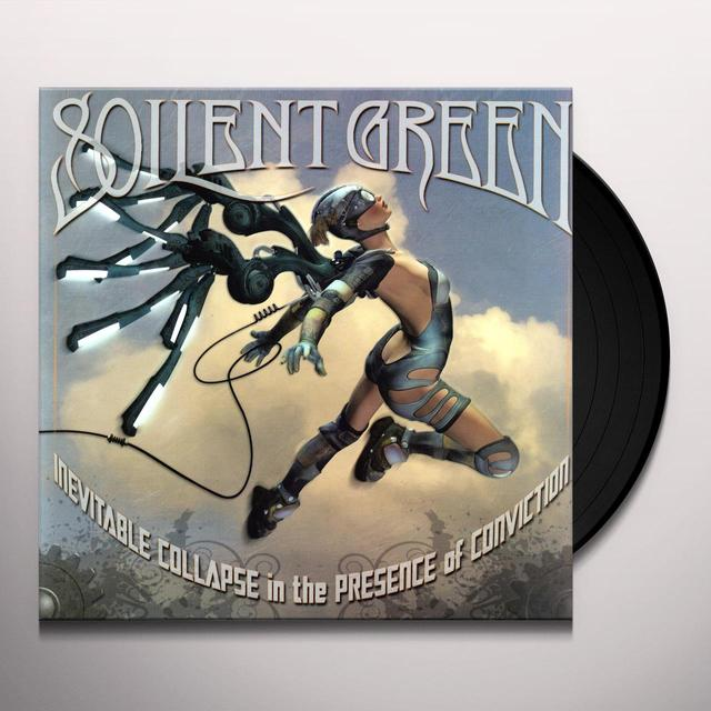 Soilent Green INEVITABLE COLLAPSE IN THE PRESENCE OF CONVICTION Vinyl Record