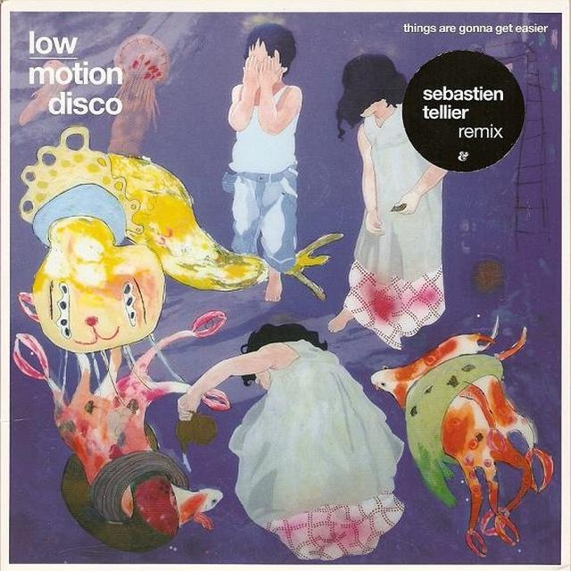 Low Motion Disco