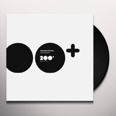 Venetian Snares MISS BALATON Vinyl Record