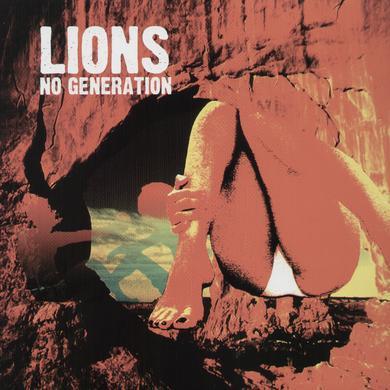 Lions NO GENERATION (Vinyl)