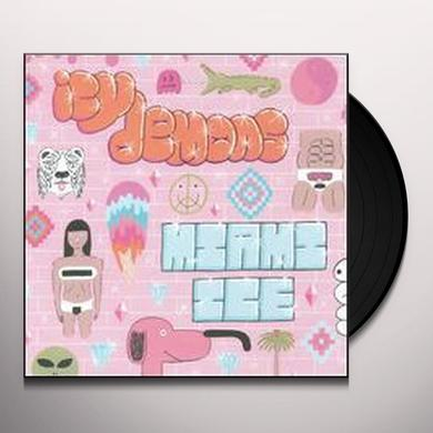 Icy Demons MIAMI ICE Vinyl Record