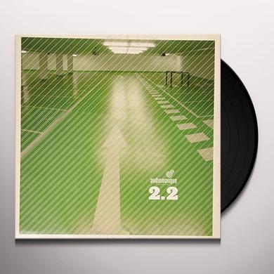 Adultnapper AUDIOMATIQUE 2.2 (EP) Vinyl Record