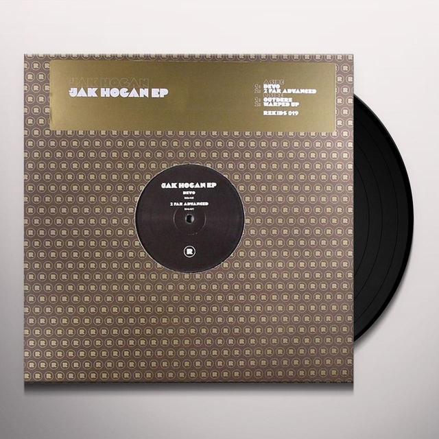 JJAK HOGAN (EP) Vinyl Record